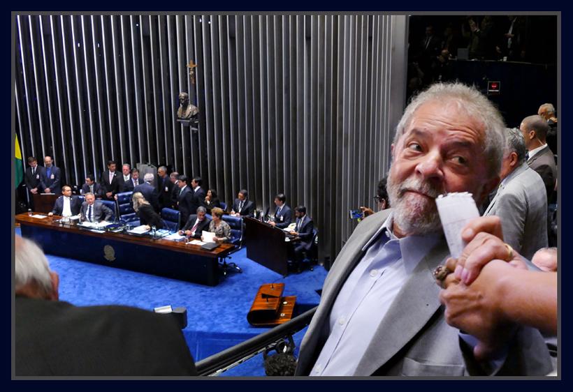 Lula inicia nova caravana em meio a dúvidas sobre futuro político