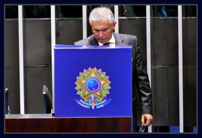 Senador Thieres Pinto - Foto Orlando Brito
