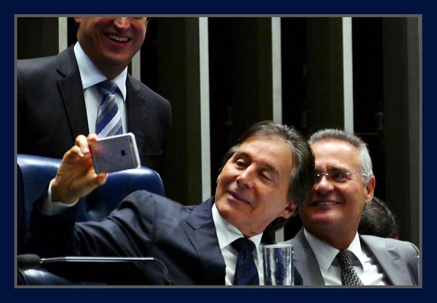Renan Calheiros diz que pode mudar bancada do PMDB na CCJ