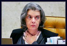 Presidente do Supremo Tribunal Federal, Cármen Lúcia. Foto Orlando Brito