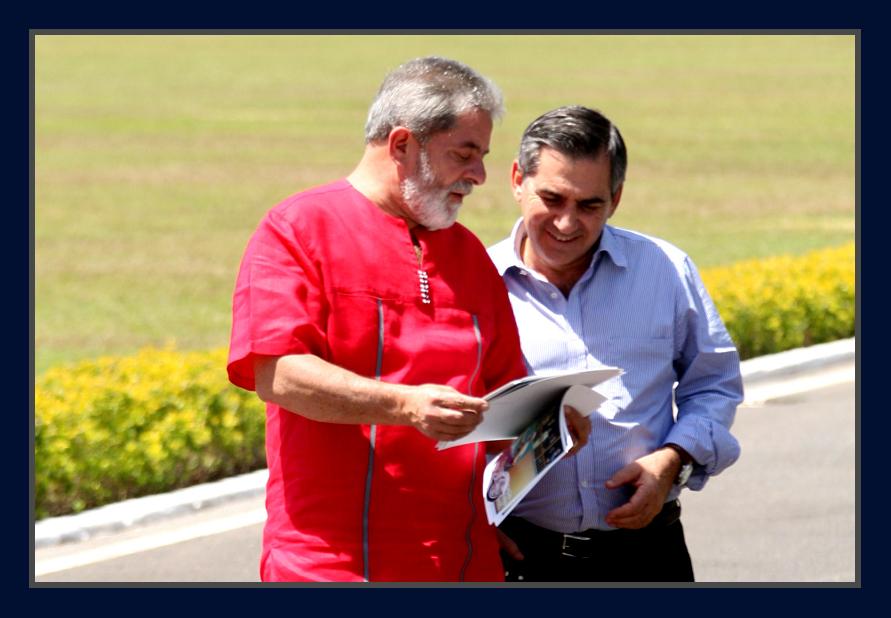 MPF denuncia Lula por corrupção passiva