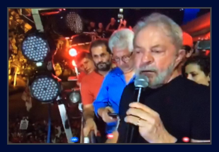 Lula fala que Ciro
