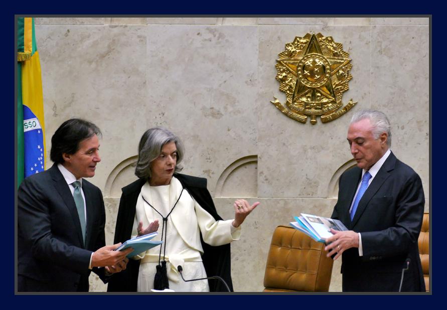 Presidente Temer dá posse hoje a pelo menos 9 ministros