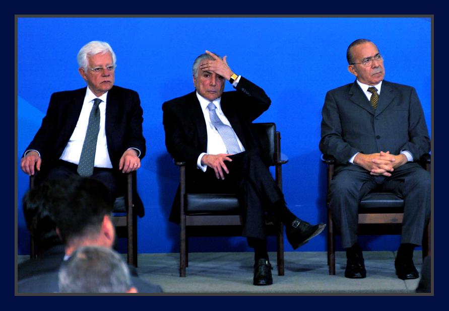 Temer confirma Moreira Franco como ministro de Minas e Energia
