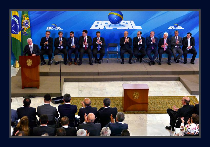 Moreira Franco vai assumir outro ministério no governo Temer