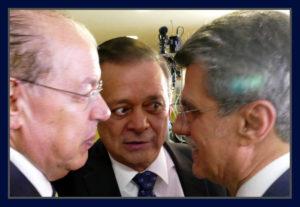 Jovair, Jucá e Raully, OrlandoBrito
