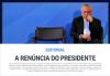 O Globo pede renúncia de Michel Temer