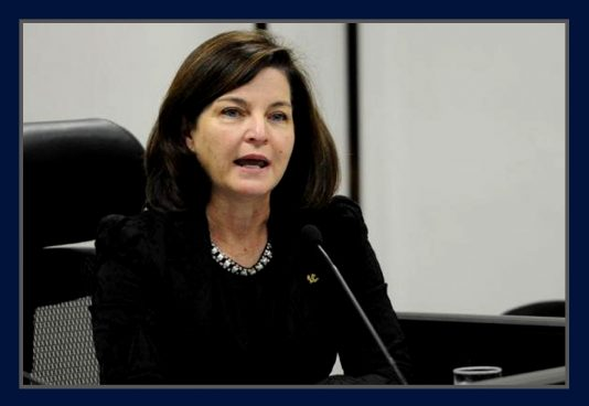 Raquel Dodge, nova Procuradora-Geral da república.