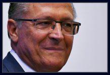 Geraldo Alckmin, governador de São Paulo.