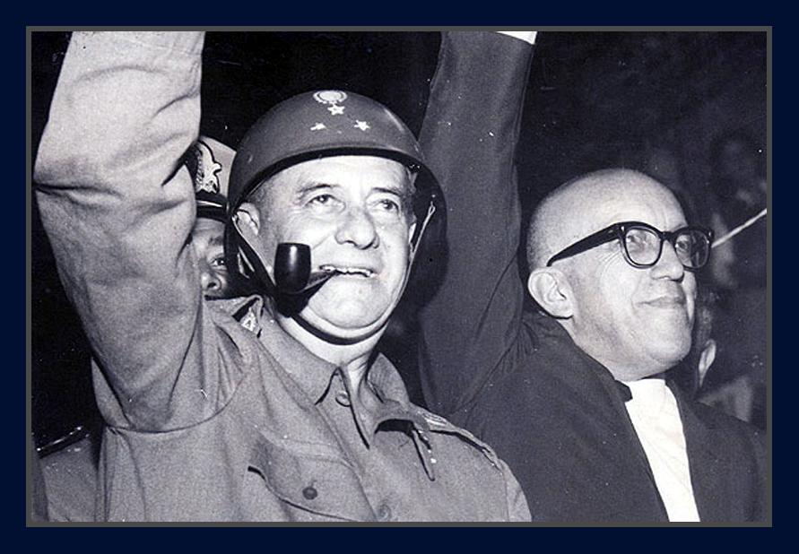 Resultado de imagem para O regime militar e o general Mourão Filho