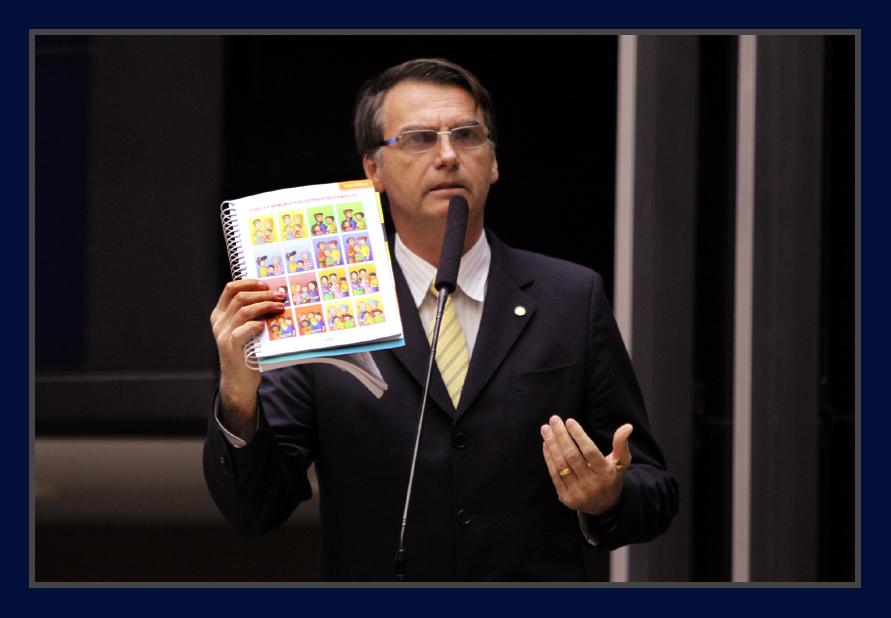 Botava para quebrar ou Brasil estava perdido, diz Bolsonaro — Caso Geisel