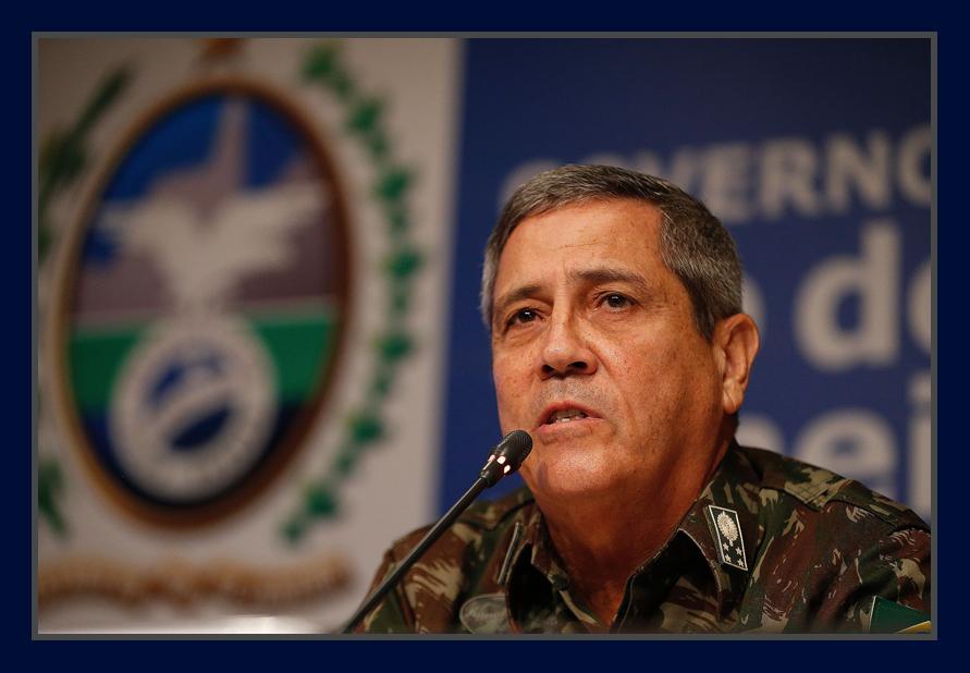 Braga Netto e juiz Bretas acertam fluxo de recursos para segurança