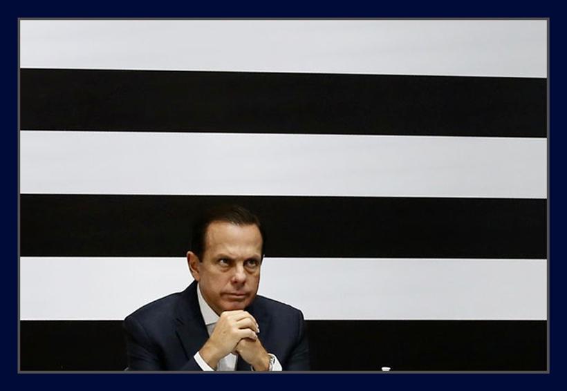 Caso Queiroz é guerra aberta entre Bolsonaro e a dupla Doria e Witzel - José Antônio Severo 12